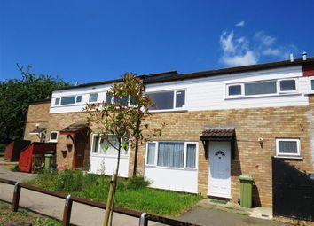 Thumbnail 3 bedroom terraced house to rent in Ashby, Eaglestone, Milton Keynes