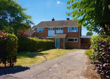 Thumbnail 3 bed semi-detached house for sale in West Avenue, Derby