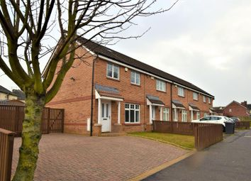 Thumbnail 3 bed end terrace house for sale in Millgate Terrace, Hamilton