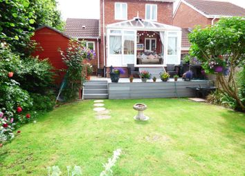 Thumbnail 3 bed detached house for sale in Highglen Drive, Newnham Downs, Plympton