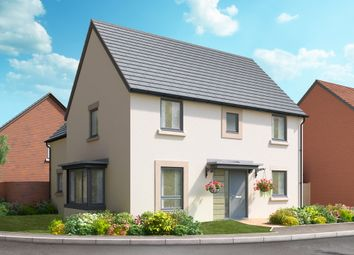 "Thumbnail 4 bed detached house for sale in ""The Lancaster"" at Cautley Drive, Killinghall, Harrogate"