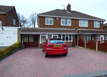 Thumbnail 3 bedroom semi-detached house for sale in Long Mill North, Wednesfield, Wolverhampton