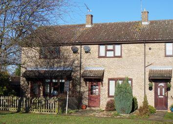 Thumbnail 2 bedroom terraced house for sale in Bennett Avenue, Elmswell, Bury St. Edmunds