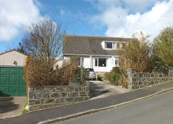 Thumbnail 4 bed bungalow for sale in Garth Avenue, Surby, Port Erin, Isle Of Man