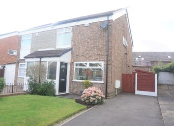 Thumbnail 3 bed semi-detached house for sale in Whimbrel Road, Manchester