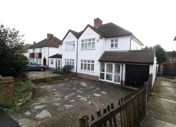 Thumbnail 3 bed semi-detached house for sale in Pinner Road, Northwood