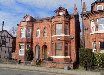 Thumbnail 5 bed semi-detached house for sale in Chester Road, Northwich