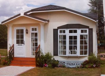 Thumbnail 2 bed detached bungalow for sale in Wyldecrest Westover Park, West Street, Whitland, Carmarthenshire.