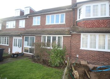 Thumbnail 3 bed terraced house for sale in Spencer Avenue, West Cheshunt, Herts