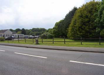 Thumbnail Land for sale in Vine Road, Haverfordwest, Pembrokeshire