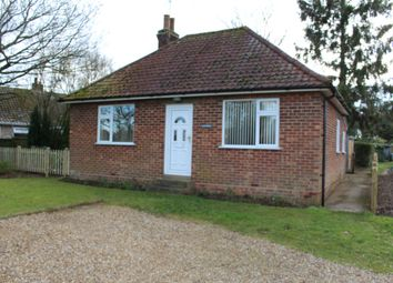 Thumbnail 2 bed bungalow to rent in Thurston Road, Bury St Edmunds