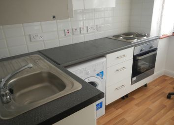 Thumbnail 1 bed flat to rent in Elms Court, Wembley