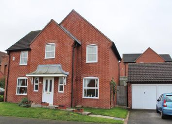 Thumbnail 4 bed detached house for sale in Valley View, Mansfield