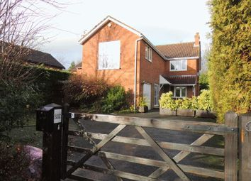 Thumbnail 5 bedroom detached house for sale in Tower Drive, Neath Hill, Milton Keynes