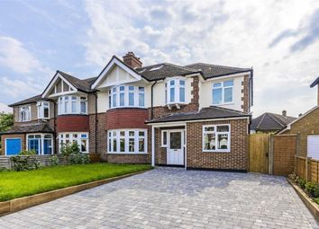 Thumbnail 5 bed semi-detached house for sale in Gloucester Road, Teddington