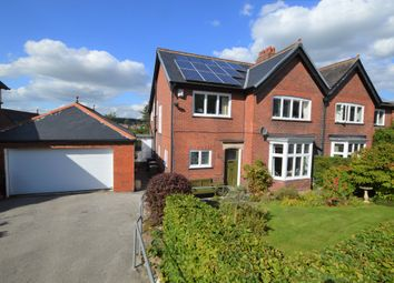 Thumbnail 4 bed semi-detached house for sale in Elm Bank Road, Wylam