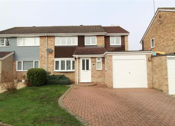 4 bed semi-detached house for sale in Sarum Crescent, Wokingham RG40