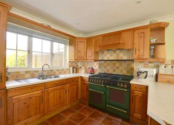 Thumbnail 3 bed detached house for sale in Curlew Place, Hawkinge, Folkestone, Kent