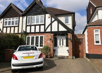 Thumbnail 3 bed semi-detached house for sale in Repton Way, Croxley Green, Rickmansworth Hertfordshire