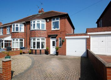Thumbnail 3 bedroom semi-detached house for sale in Dartford Road, South Shields