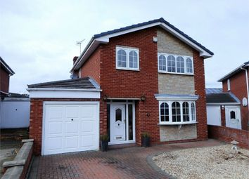 Thumbnail 3 bed detached house for sale in Westmorland Drive, Costhorpe, Worksop, Nottinghamshire