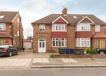 Thumbnail 3 bed semi-detached house for sale in Cissbury Ring South, London