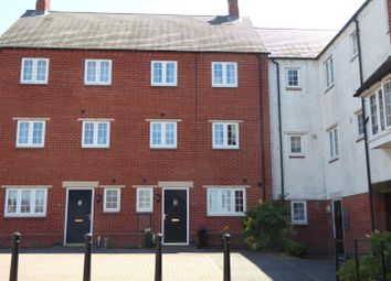 Thumbnail 4 bed town house for sale in Salford Way, Church Gresley, Swadlincote