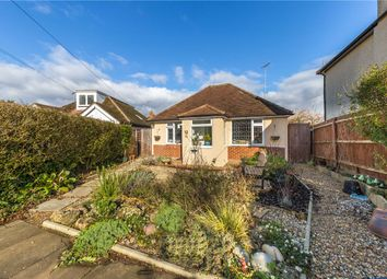 Thumbnail 3 bed detached bungalow to rent in Highfield Road, Sandridge, St. Albans, Hertfordshire
