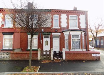Thumbnail 2 bedroom terraced house for sale in Athol Street, Manchester
