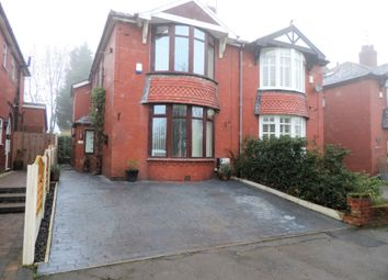 Thumbnail 3 bed semi-detached house for sale in 8 Heights Lane, North Chadderton