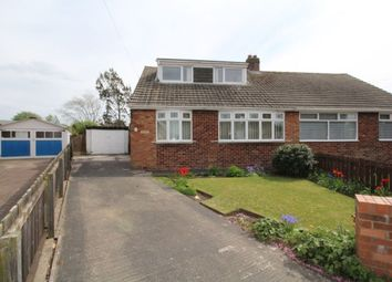 Thumbnail 2 bed bungalow for sale in Balmoral Terrace, East Herrington, Sunderland