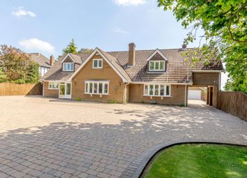 Thumbnail 5 bed detached house for sale in Field House, Station Road, North Thoresby, Grimsby