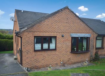 Thumbnail 2 bed semi-detached bungalow for sale in Ings Mill Drive, Clayton West, Huddersfield