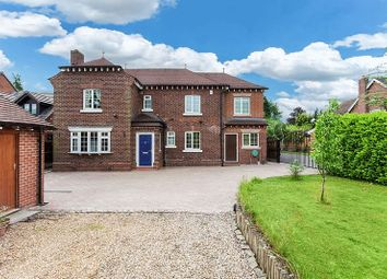 Thumbnail 5 bed detached house for sale in Biddulph Road, Congleton