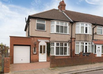 Thumbnail 3 bed end terrace house for sale in Cowper Street, Luton