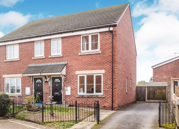 3 bed semi-detached house for sale in Holly Close, Pontefract WF8