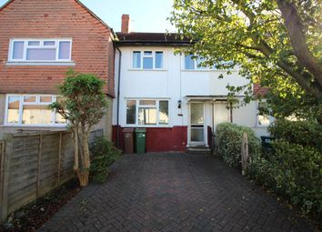 Thumbnail 2 bed flat for sale in Brinkley Road, Worcester Park, Surrey