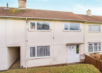Thumbnail 3 bed terraced house for sale in Bowhill Grove, Thurnby Lodge, Leicester