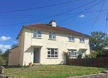 Thumbnail 3 bed semi-detached house for sale in 11 Wells Road, Theale, Wedmore, Somerset