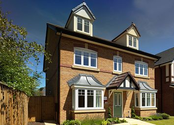Thumbnail 5 bedroom detached house for sale in New Road, Roseacre Gardens, Rufford, Lancashire