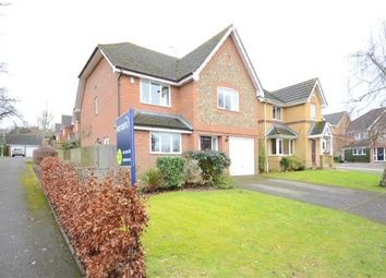 Thumbnail 4 bedroom detached house for sale in Sevenoaks Drive, Spencers Wood, Reading