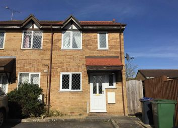 Thumbnail 2 bed semi-detached house for sale in Hayward Close, Chippenham, Wiltshire