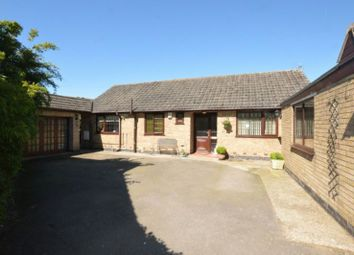 Thumbnail 3 bed detached bungalow for sale in Forest Road, Huncote, Leicester