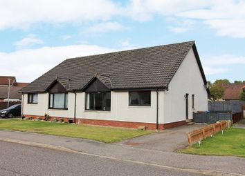 Thumbnail 3 bed semi-detached bungalow for sale in 62 Castle Heather Crescent, Castle Heather, Inverness