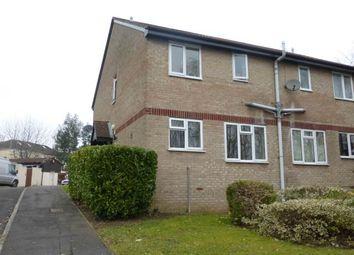 Thumbnail 1 bed flat to rent in Roman Walk, Brislington, Bristol