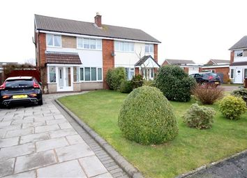 Thumbnail 3 bed property for sale in Ferndale Close, Leyland