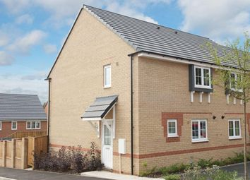 """Thumbnail 3 bed end terrace house for sale in """"Barwick"""" at Coulson Street, Spennymoor"""