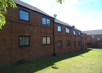Thumbnail 1 bed flat to rent in Cawledge View, Alnwick
