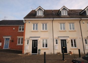 Thumbnail 3 bed town house for sale in Wood End Close, Sharnbrook