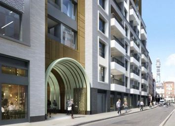 Thumbnail 1 bed flat to rent in Rathbone Place, Fitzrovia, London